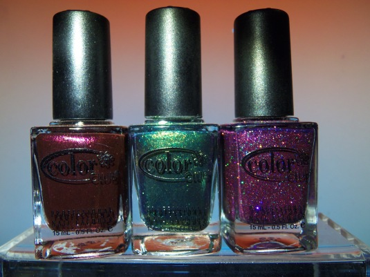 5 - Opal's Gems - CC Holiday Polishes