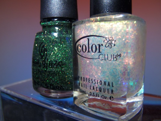 7 - Opal's Gems - Winter Holly & CC Snow Flakes